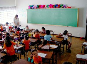 Teaching abroad information